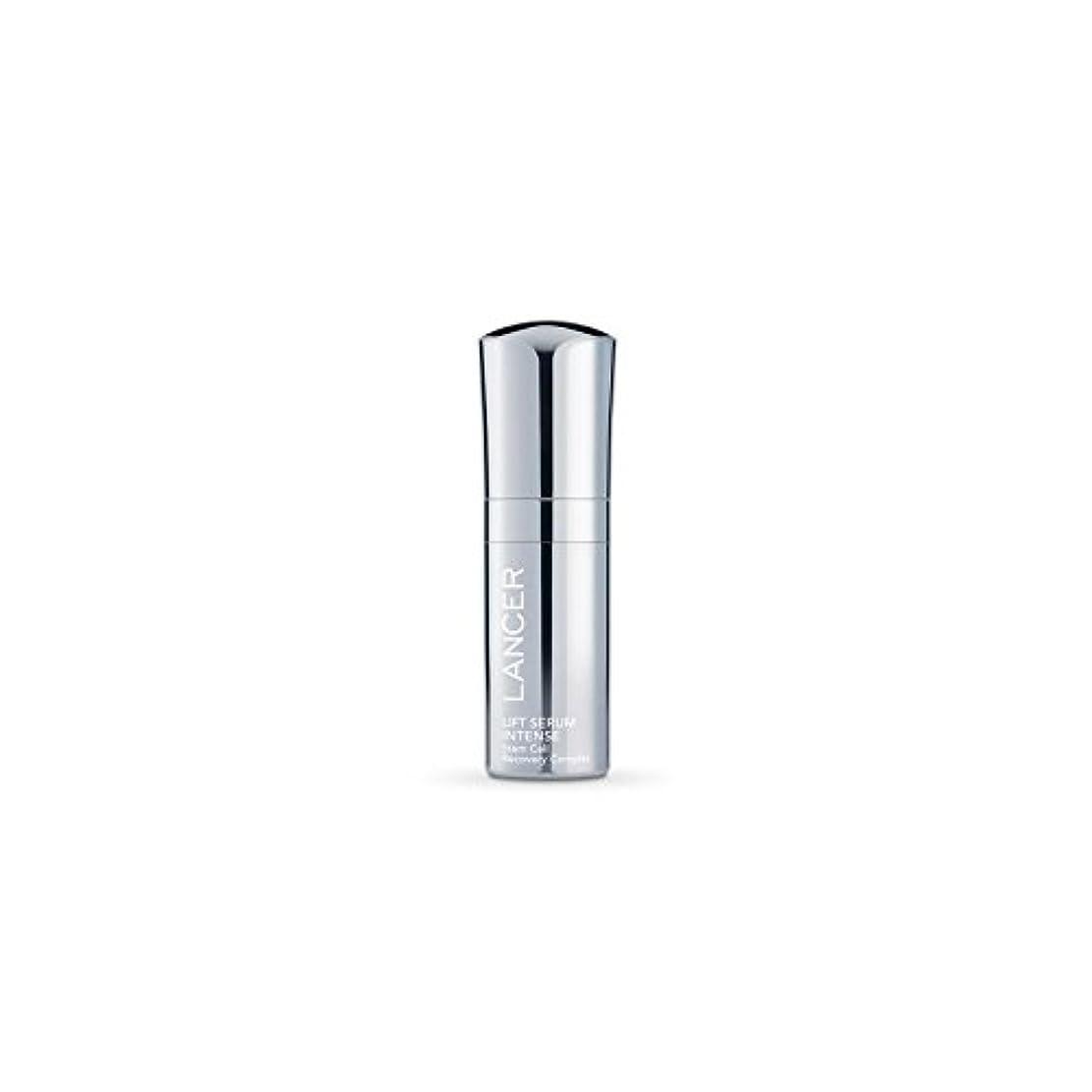 敬意を表する側デッキ強烈ランサースキンケアリフト血清(30ミリリットル) x2 - Lancer Skincare Lift Serum Intense (30ml) (Pack of 2) [並行輸入品]