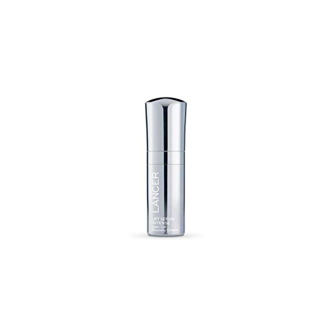 感嘆堀神聖強烈ランサースキンケアリフト血清(30ミリリットル) x4 - Lancer Skincare Lift Serum Intense (30ml) (Pack of 4) [並行輸入品]