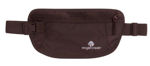 Eagle Creek Flache Hüfttasche für Sport und Reisen, Mocha