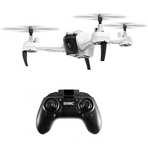 BD.Y Drone,1080P HD Drone,Camera WiFi FPV Live Video with 2.4Ghz Mobile Remote Control, Headless Mode,Altitude Hold, Modes for Beginners And Children