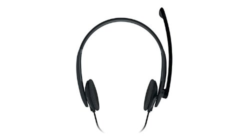 Microsoft LifeChat LX-1000 Kopfband Binaural Verkabelt Schwarz Mobiles Headset - Mobile Headsets (Binaural, Kopfband, Schwarz, Verkabelt, Ohraufliegend, 80-20000 Hz)