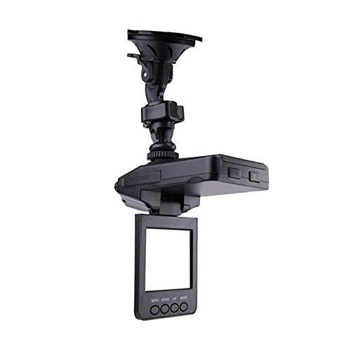 Adminitto88 2020 Caméra Embarquée Voiture Meilleur enregistreur de Conduite Full HD 1080P Ultimate Cam Dash avec 270 degrés Whirl Dash Cam LED IR Véhicule de Route Enregistreur vidéo