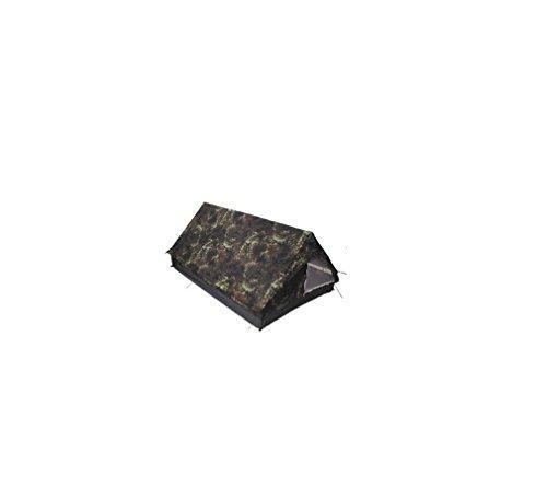 Bundeswehr - Tente 2 Personnes Mini Pack - Flecktarn, 100 pour Cent Coton Jersey