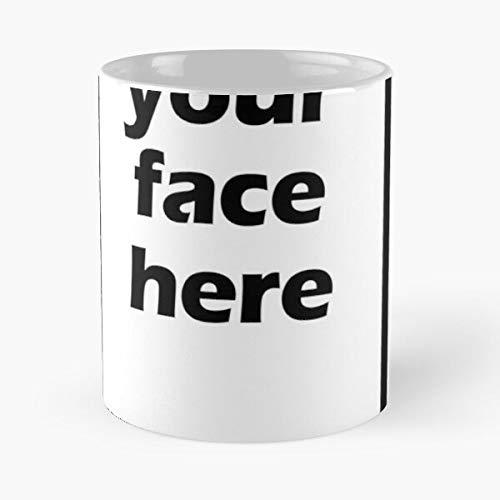 Friends Instant Camera Dslr Film Cute Insta Polaroid Disposable The best 11oz White marble ceramic coffee mug