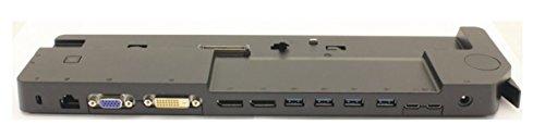 Port Replikator U757 U747 U727 U748 E558 mit Netzteil S26391-F1607-L119