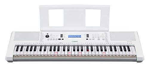 Yamaha EZ300 61-Key Portable Keyboard with Lighted Keys