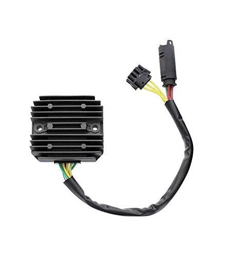 Regulador Rectificador Rectificator Compatible con BMW F 650 700 800 GS GT R S