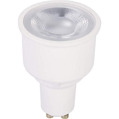 TCP 9 W GU10 LED Long Neck Leuchtmittel Eqv bis 75 W 3000 K Warmweiß 15.000 Stunden Lebensdauer, GU10, 9.00W 240.00V