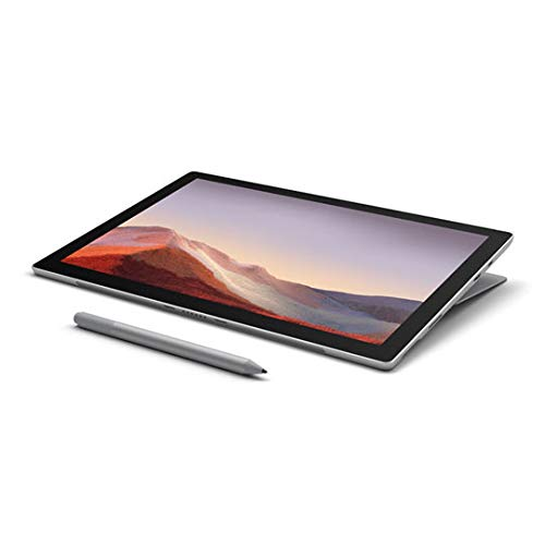 Microsoft Surface Pro 7 (12.3 inch) 2-in-1 PC Core i7 (1065G7) 1.3GHz 16GB 256GB SSD Windows 10 Pro (Iris Plus Graphics) Platinum