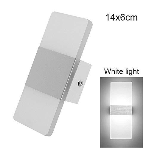 LED wandlamp downlight wandlamp binnen buitenverlichting decoratie MAL999