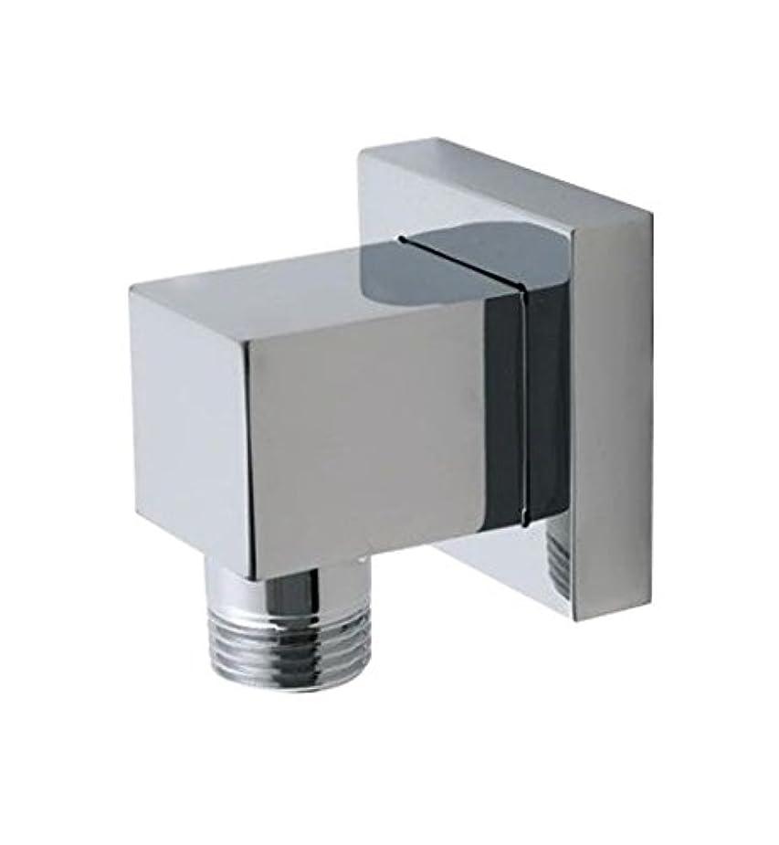 殺人者あえて鳴らすJaclo 8701-sb Cubix水供給肘、サテン真鍮