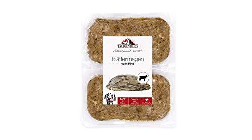 TACKENBERG Barf Hundefutter (Blättermagen Rind), Barf Futter, Barf Fleisch für ausgewachsene Hunde