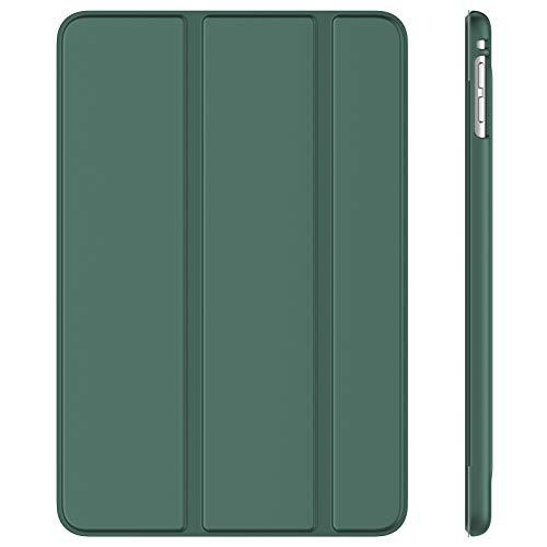JETech Hülle für iPad Mini 5 (2019 Modell 5. Generation), Intelligent Schutzhülle mit Auto Schlafen/Wachen, Neblig Blau