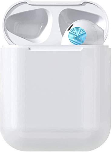 Auricolari Bluetooth 5.0, Cuffie Bluetooth Senza Fili,Cuffie Sportive Riduzione del rumore,Auricolari wireless Scatola di Ricarica Stereo 3D HD Microfoni Per Samsung/iPhone/Huawei/Airpods/Andriod