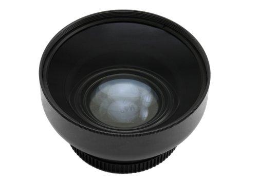 FOTGA 37mm 0.45x Weitwinkel + Makro-Vorsatzlinse für alle Kameras und Camcorder mit 37mm Größe Objektiv-Filtergewinde