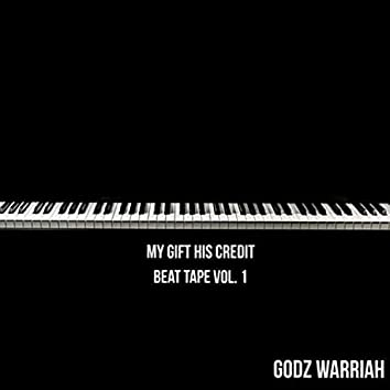 My Gift His Credit (Beat Tape Vol. 1)