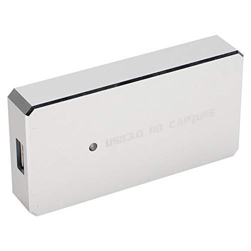 FOLOSAFENAR Smart Smart Portable Video Capture Box für HD/Video-Erfassungskarte für Windows/MAC