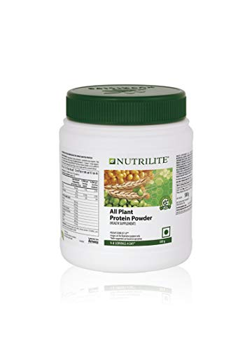 Generic Nutrilite Amway All Plant Protein Powder - 500 Gms