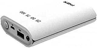 PZX Power Bank 10400 White Color