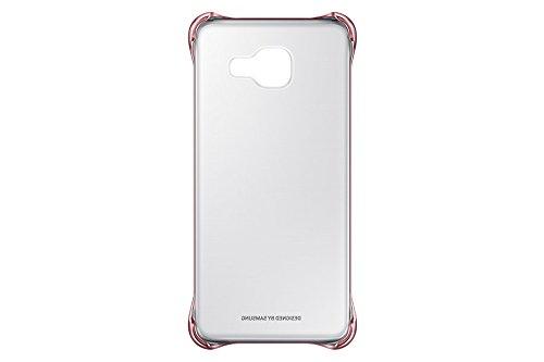 Samsung Clear Cover EF-QA310 für Galaxy A3 (2016) - Roségold