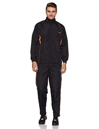 AURION Topper Men?s Tracksuit Set New Cord Fleece Top Bottoms Jogging Zip Joggers Gym Sport Sweat Suit Pant