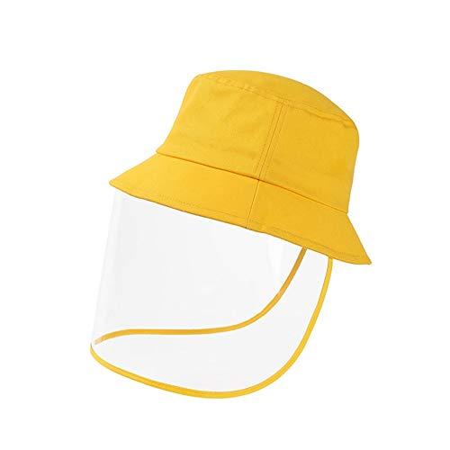 ZHANG HONG-carpet Z-H Beschermhoed vrouw hoed met anti-splash masker buiten schaduw zonnehoed D