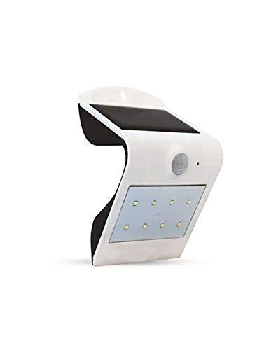 Lampada LED 1,5W Solare esterno IP65 3000/4000K + Sensore PIR W - V-Tac