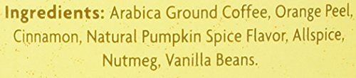 Trader Joes Pumpkin Spice Coffee, 14 Oz (Pack of 2)