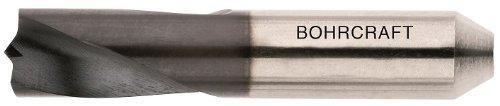 1/Pack of 18120300844 Bohrcraft Vario Drill WS 90/HSS Co 5/% Tialn Profi Plus 8/x 44/mm in Quadro Pack