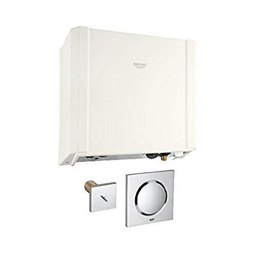 GROHE F-digital Deluxe Dampfgenerator (mit Dampfauslass und Temperaturfühler) chrom, 27934000