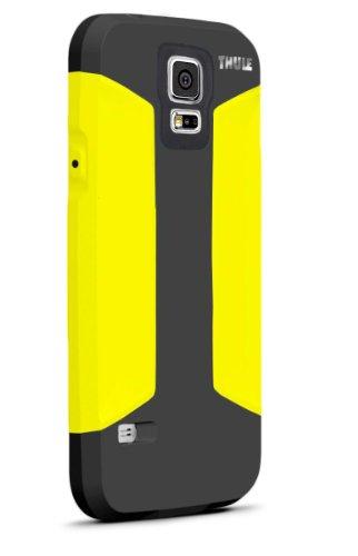 Thule Tage-3162 Atmos X3 Custodia per Galaxy S5, Verde/Grigio