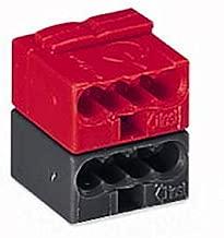 3/de escalera de pinza WAGO 222/ reutilizables /413 Borna de conexi/ón