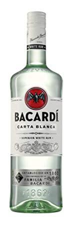 Bacardi Carta Blanca Rum (1 x 1.5 l)