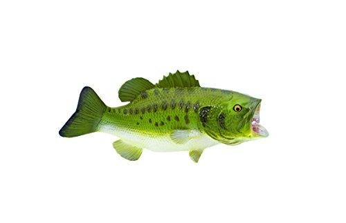 Safari S265629 Large Mouth Bass,Green