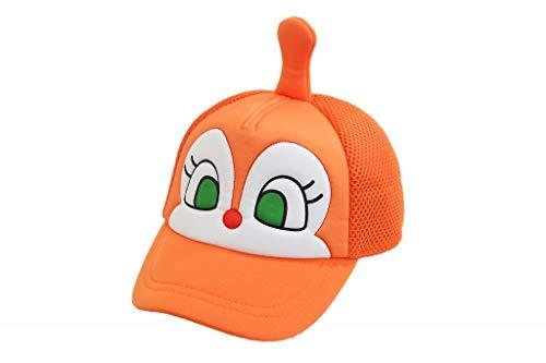 NOBRAND それいけアンパンマン ドキンちゃん キャップ AN72848 帽子 キッズ 子供 なりきり キャラクター ネット通販 春夏
