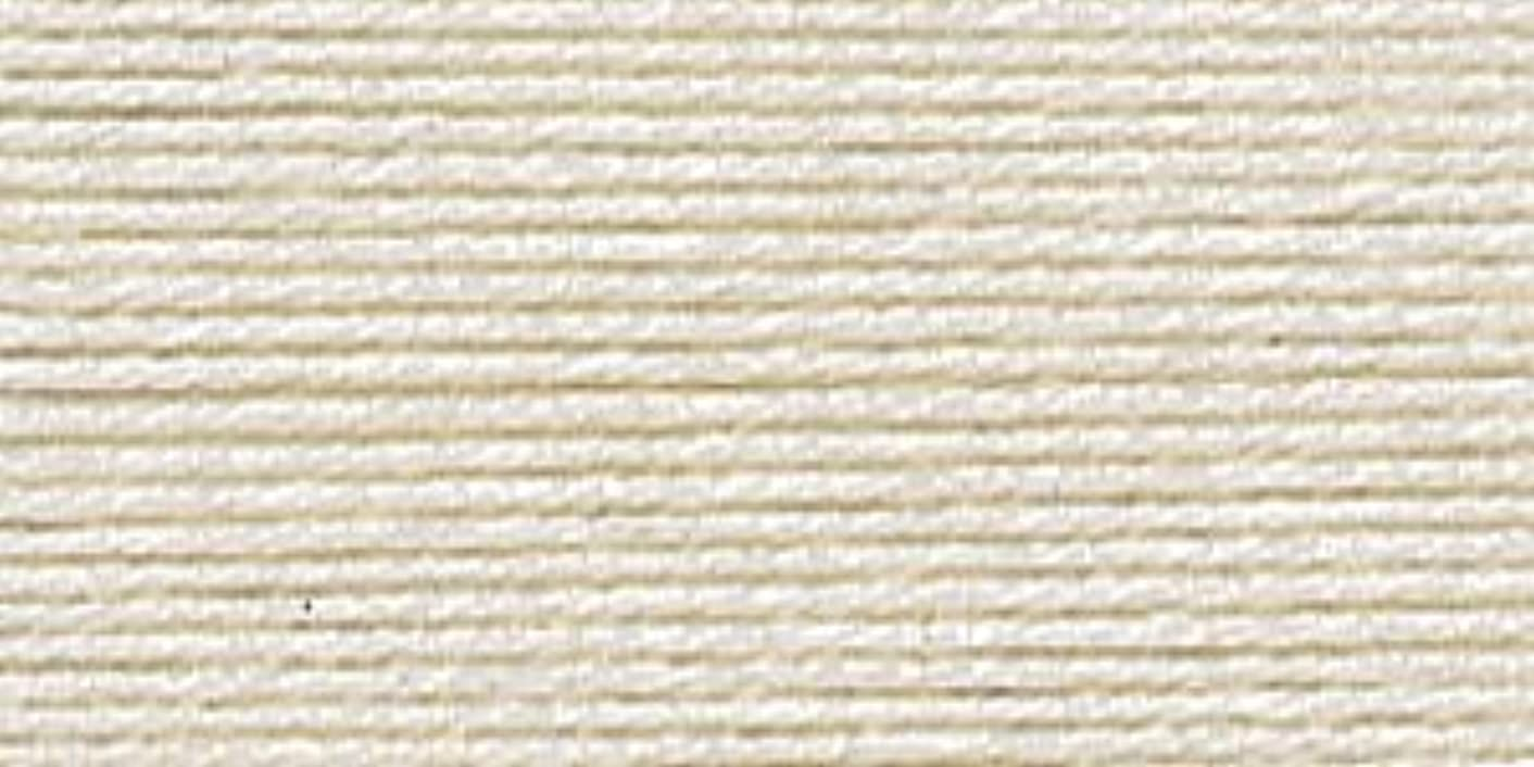 Bulk Buy: Aunt Lydia's Crochet Cotton Classic Crochet Thread Size 10 (3-Pack) Cream 154-420