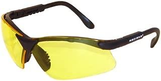 Radians Revelation Protective Shooting Glasses (Amber Yellow Lens/Black Frame)