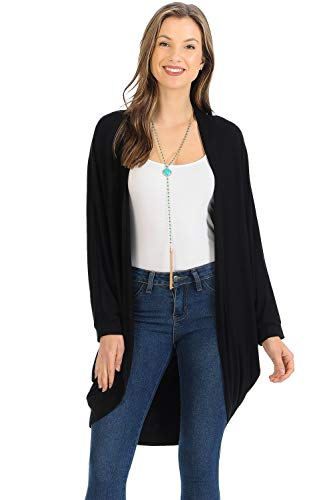 iconic luxe Women's Jersey Batwing …