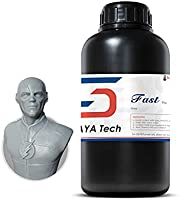 Fast (1kg) ABS-Like Fast Curing Non-Brittle 3D Printing Resin (Grey)