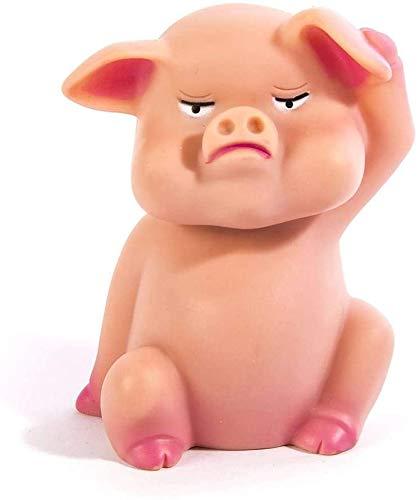 Diet Piggy Das Diät Schweinchen Kühlschrankschwein Spaßartikel Diätschweinchen Gadget Schwein Diäthilfe für den Kühlschrank mit Lichtsensor und Sound Ideales Geschenk