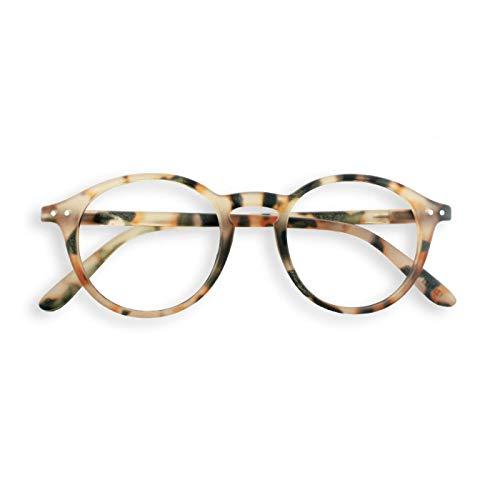 IZIPIZI LetmeSee #D lichte schildpad leesbril Unisex +1,5 licht schildpad