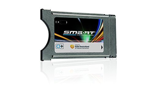Smart SCAM-CG1V CI+ Modul, Kabel Deutschland für Empfang verschlüsselter Sender