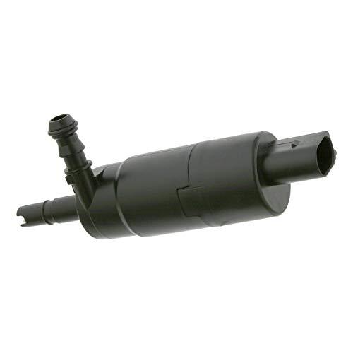 febi bilstein 26274 Waschwasserpumpe für Scheinwerferreinigungsanlage , 1 Stück