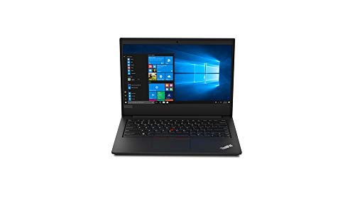 Lenovo ThinkPad E495 Black Notebook 35.6 cm (14') 1920 x 1080 pixels AMD Ryzen 5 3500U 8 GB DDR4-SDRAM 256 GB SSD Windows 10 Pro