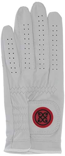 GFORE 2019 Essential Golf Glove, Worn on Left Hand, Scarlet-Medium/Large