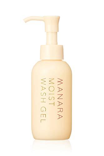 マナラモイストウォッシュゲル『美容液成分98.8%で洗う!乾燥を防ぐ新発想朝用洗顔料』120ml(洗顔/美容液洗顔料)