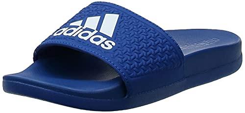 Adidas Adilette Comfort - Ciabatte da bambino, colore: Blu, blu, 30 EU