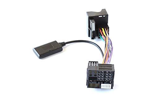 Bluetooth Aux in Adapter Quadlock Musik Stream passend für vw rcd510 rns510 mp3 RCD RNS 510