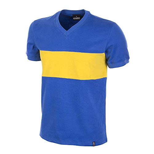 Copa Football - Camiseta Retro Boca Juniors años 1960 (L)