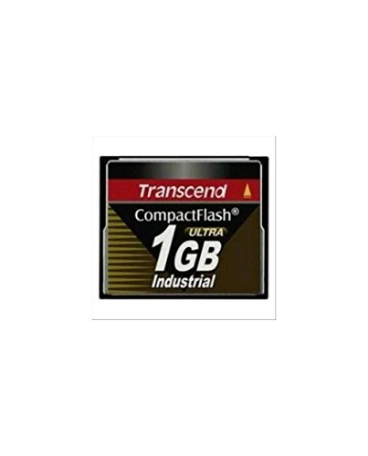 Transcend 1GB Industrial Cf Card 200X (TS1GCF200I)